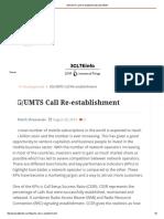 3G_UMTS Call Re-establishment _ 3GLTEInfo