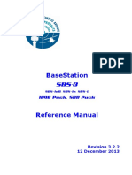 Base Station Reference Manual