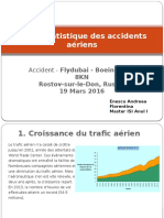 Accidents Enescu Etude Statistique Des Accidents Aériens