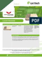 Lucent Wavestar - Carritech Telecommunications