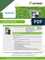 Siemens Fastlink - Carritech Telecommunications