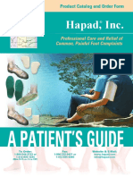 Hapad Retail Catalog-Arch Pad Insoles