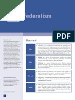 Federalism Primer