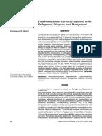 Article 1 - Pathogenesis, Diagnosis and Management of Pheochromocytoma