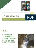 b t2 Los Minerales Do