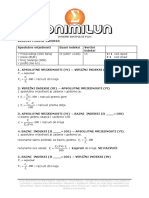 Verizni i Bazni Indeksi