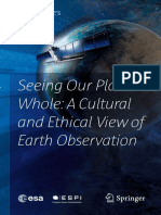 A Cultural and Ethical View of Earth Observation