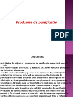Produse de Panificatie
