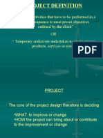 1 - Project Management