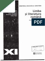 Manual Romana Humanitas XI