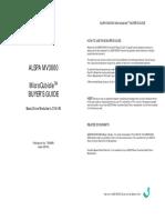 Alspa MV3000 Buyers Guide