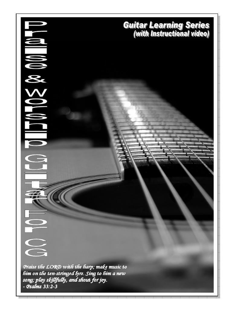 Praise Worship Guitar For Cgnotes Chord Music Guitars