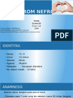 Laporan Kasus - Velda Sowandi c11112259