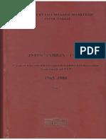 Jugoslavija - SSSR 1965-1980 Zbirka dokumenata