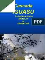 Cascada Iguasu