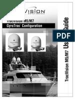 KVH M7 Gyrotrac Config