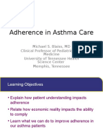 Adherence Asthma WISC