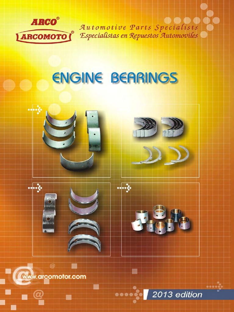 Genuine Honda 13024-PE1-S20 Connecting Rod Bearing