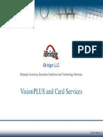 VisionPLUS Services