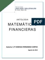 84.Matematicas Financieras Mlae0415