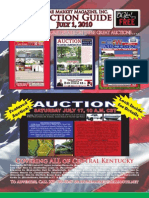 Auction Guide July 1, 2010