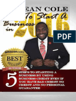How to Start a Business in 2016 - E. Dean Cole