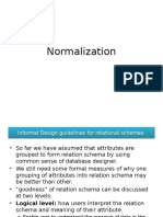 FD and Normalization