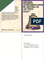 Ardao - Estudios Latinoamericanos