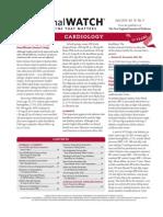 Journal Watch Cardiology 1004