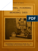 The Industrial Press 126_drawing , Forming and Bending Dies