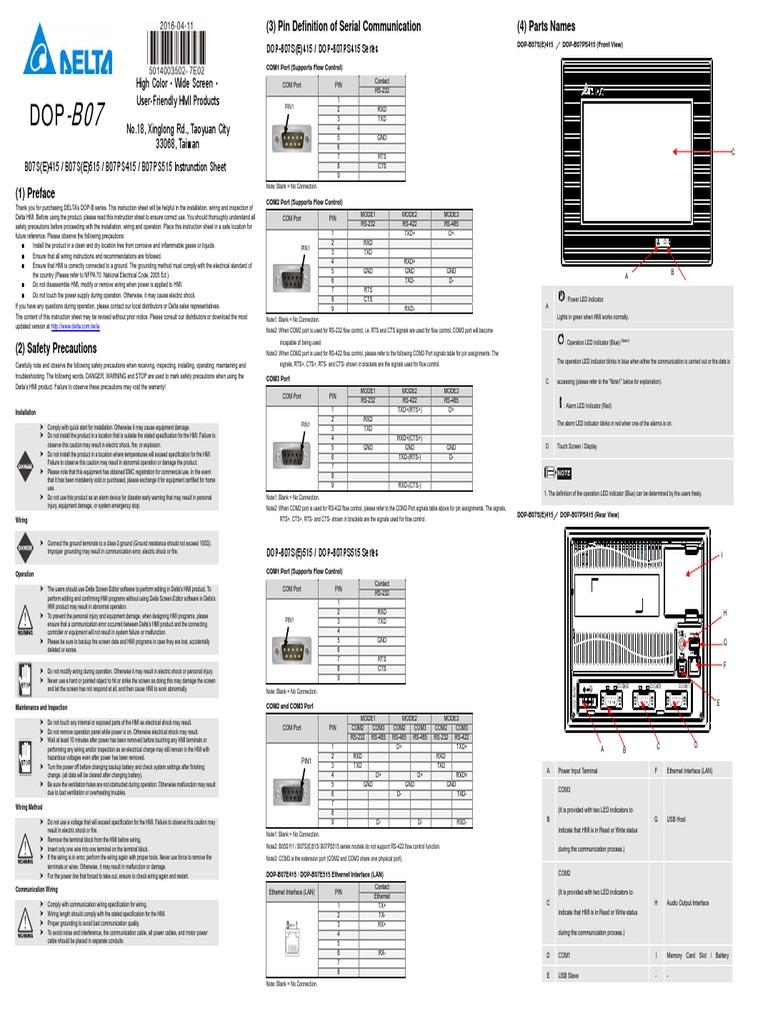 DELTA_IA-HMI_DOP-B07S415-E415-PS415-S515-E515-PS515_Q_TC-EN
