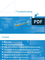 Docslide.us 7 Gbts011e011 Zxg10 Ibsc Troubleshooting 60ppt