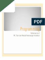 03 Programming