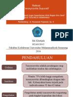 Tenosynovitis Supuratif Fix