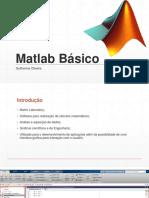 Minicurso de MATLAB - Aula 1