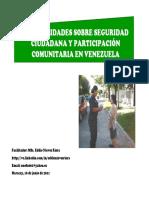 generalidadessobreseguridadciudadanayparticipacincomunitariaenvenezuela-110624202448-phpapp02