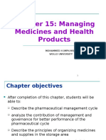 Chapter 15_Managing Medicines and Health Products