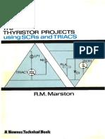 Marston - 110 Thyristor Projects 1972