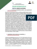 COMPILADO INFORMATIVOS STF - TEMÁTICA DIREITO ELEITORAL.pdf
