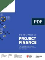 FLF4257 Distance Learning Project Finance