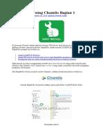Instal E-Learning Chamilo Bag 2