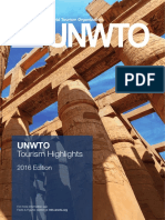 UNWTO 2016 Tourism Highlights