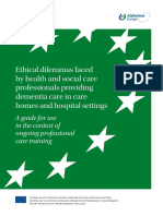Alzheimer Europe Ethics Report 2015