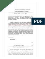 5. Hiyas Savings and Loan Bank, Inc. vs. Acuña