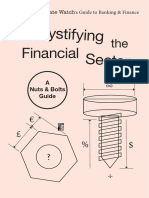Corporate Watch 2012, Demystifying the Financial Sector-A Nuts and Bolts Guide