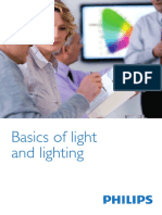 Basics of Light and Lighting UK 2013 Version