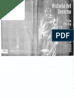 Historia Del Derecho - Italo Merello