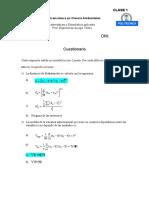 Cusestionario 1 de Análisis Multivariante