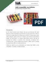 CNC Shield Caracteristicas