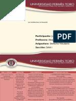 Las Contribuciones Juan Castillo